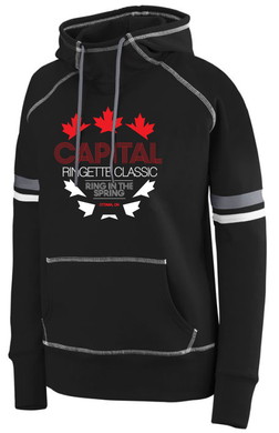 Capital Ringette Classic Fanatics Hoodie-ADULT