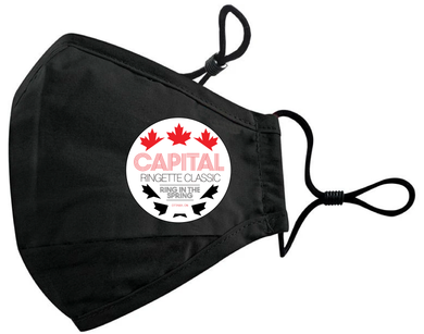 Capital Ringette Non-Medical Fashion Masks