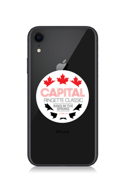 Capital Ringette Classic Sticker