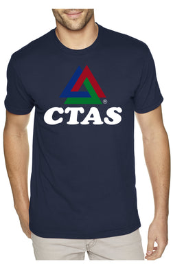 CTAS Soft Sueded Crew Neck Tee