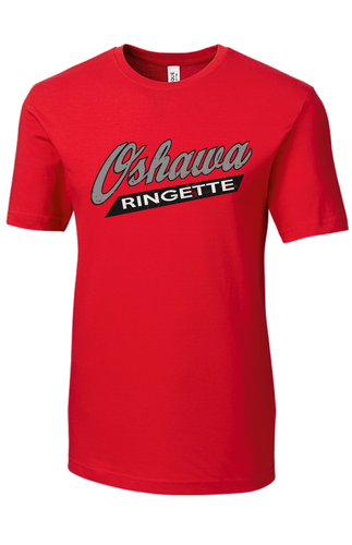 Oshawa Ringette Mens McLaughlin Short Sleeve Tee