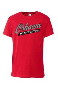 Oshawa Ringette Youth McLaughlin Short Sleeve Tee