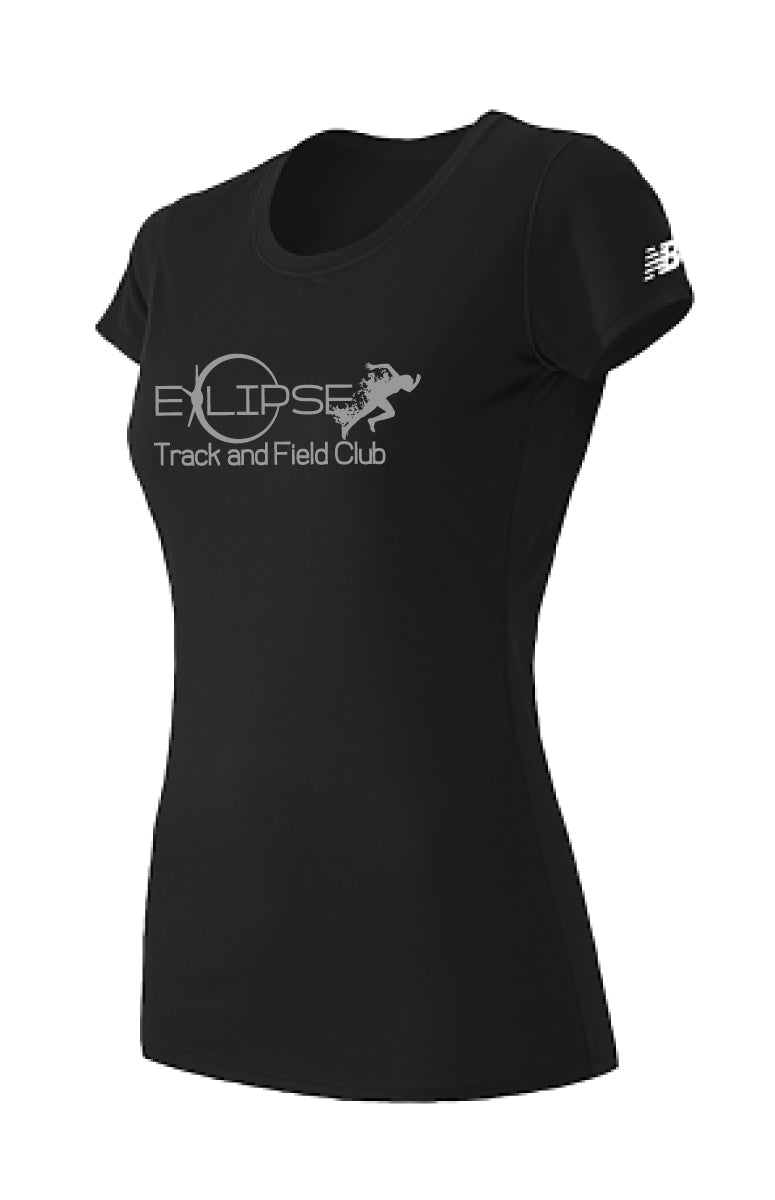 Eclipse Track and Field Ladies Performance Tee