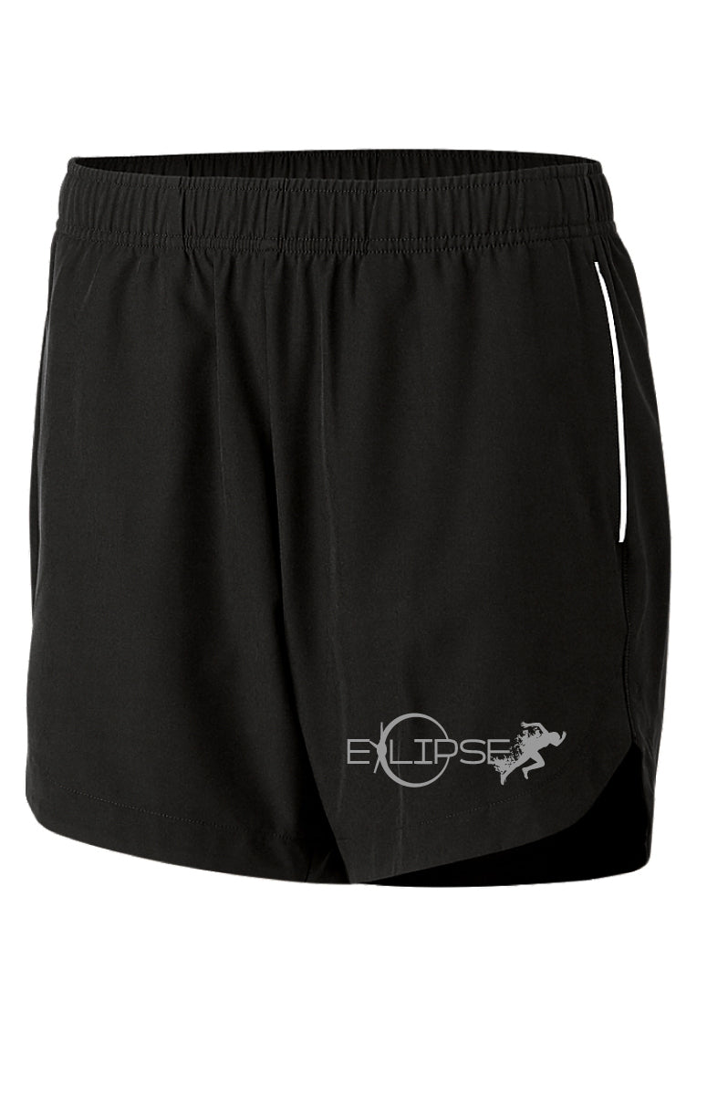 Eclipse Track and Field Ladies Dart Short
