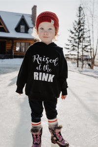 Raised at the Rink Hoodie
