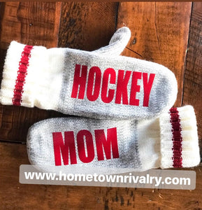 Custom Message Mittens