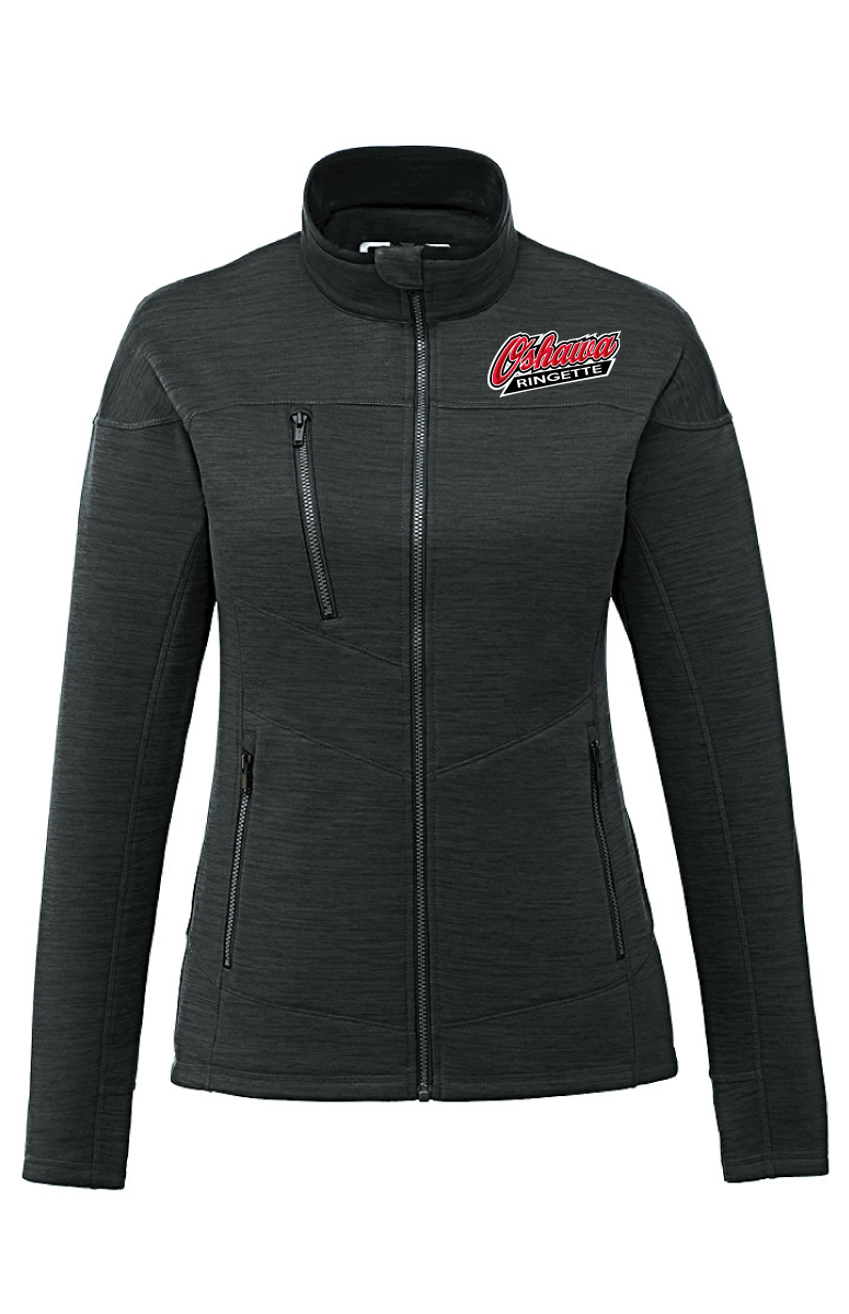 Women's Fleece Oshawa Ringette Jacket