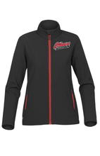 Load image into Gallery viewer, Women's Softshell Oshawa Ringette Jacket