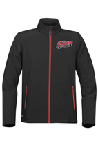 Load image into Gallery viewer, Men's Softshell Oshawa Ringette Jacket