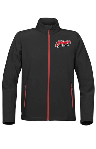 Men's Softshell Oshawa Ringette Jacket
