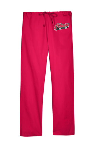 Oshawa Ringette Red Scrubs