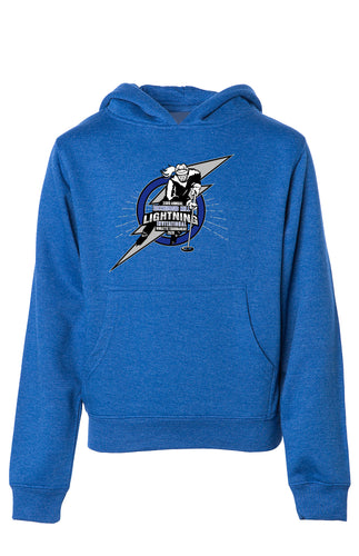 Richmond Hill Ringette 33rd Annual Invitational Hoodie-Youth Blue
