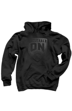 Load image into Gallery viewer, Ringette Ontario Midnight Hoodie- Youth