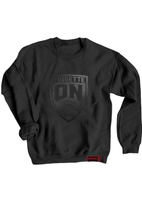 Load image into Gallery viewer, Ringette Ontario Officials Midnight Sweatshirt