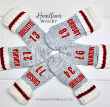 Load image into Gallery viewer, Guelph Predators Ringette Team Mittens