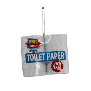 2020 Toilet Paper 4 Pack Ornament