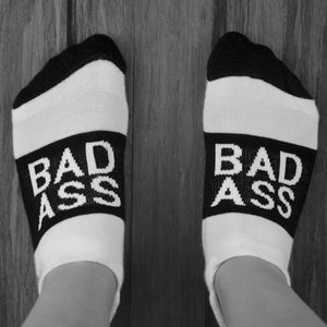 Bad Ass Runner Socks