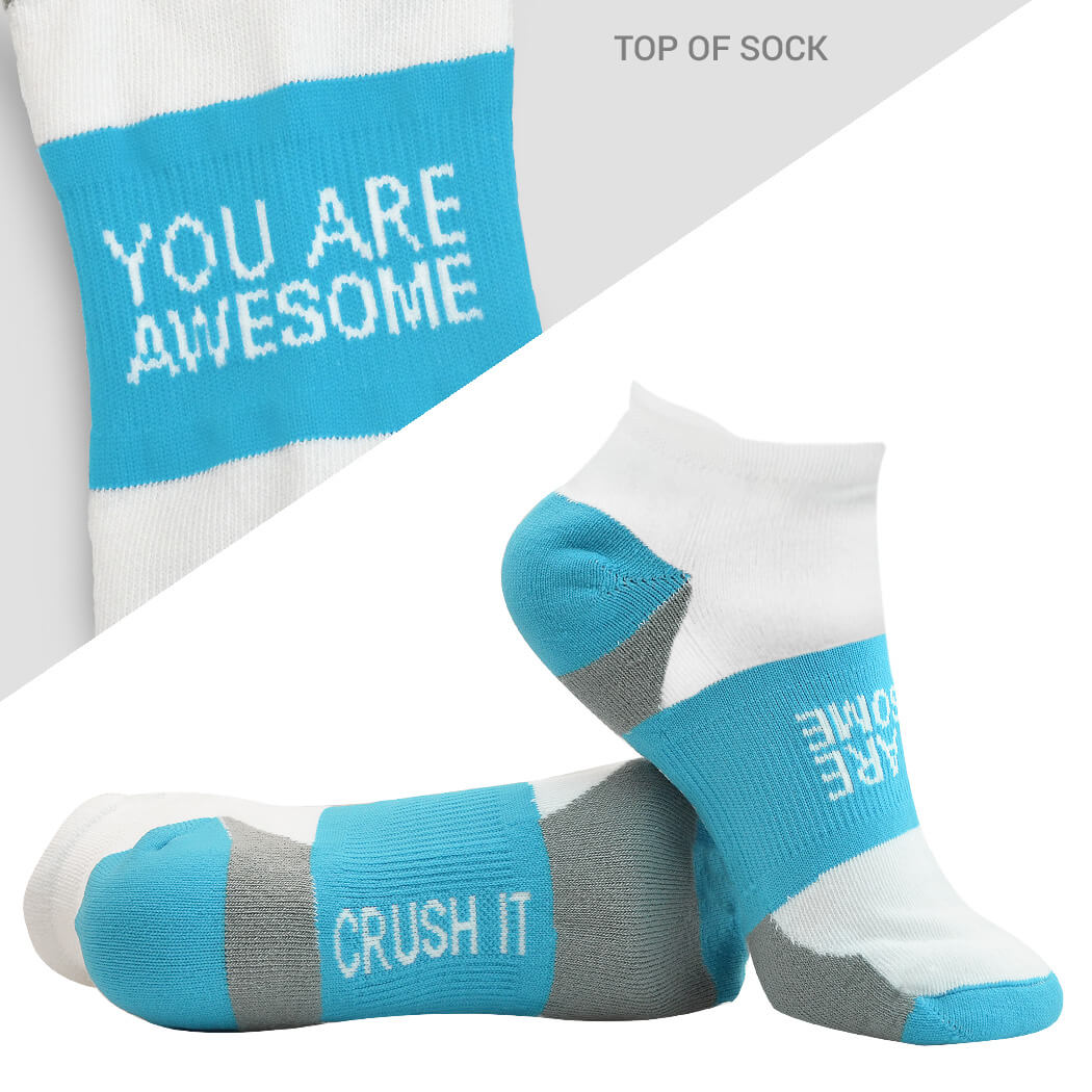 You Are Awesome Socks