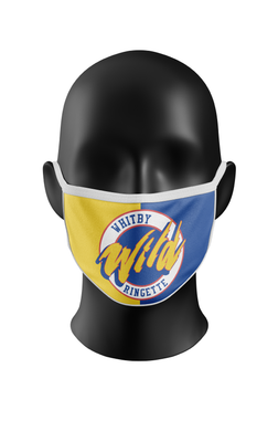 Whitby Wild Team Mask- Multiple sizes available