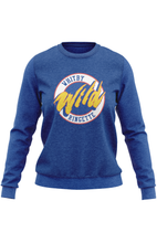 Load image into Gallery viewer, Whitby Wild Adult Heathered Crewneck Sweatshirt