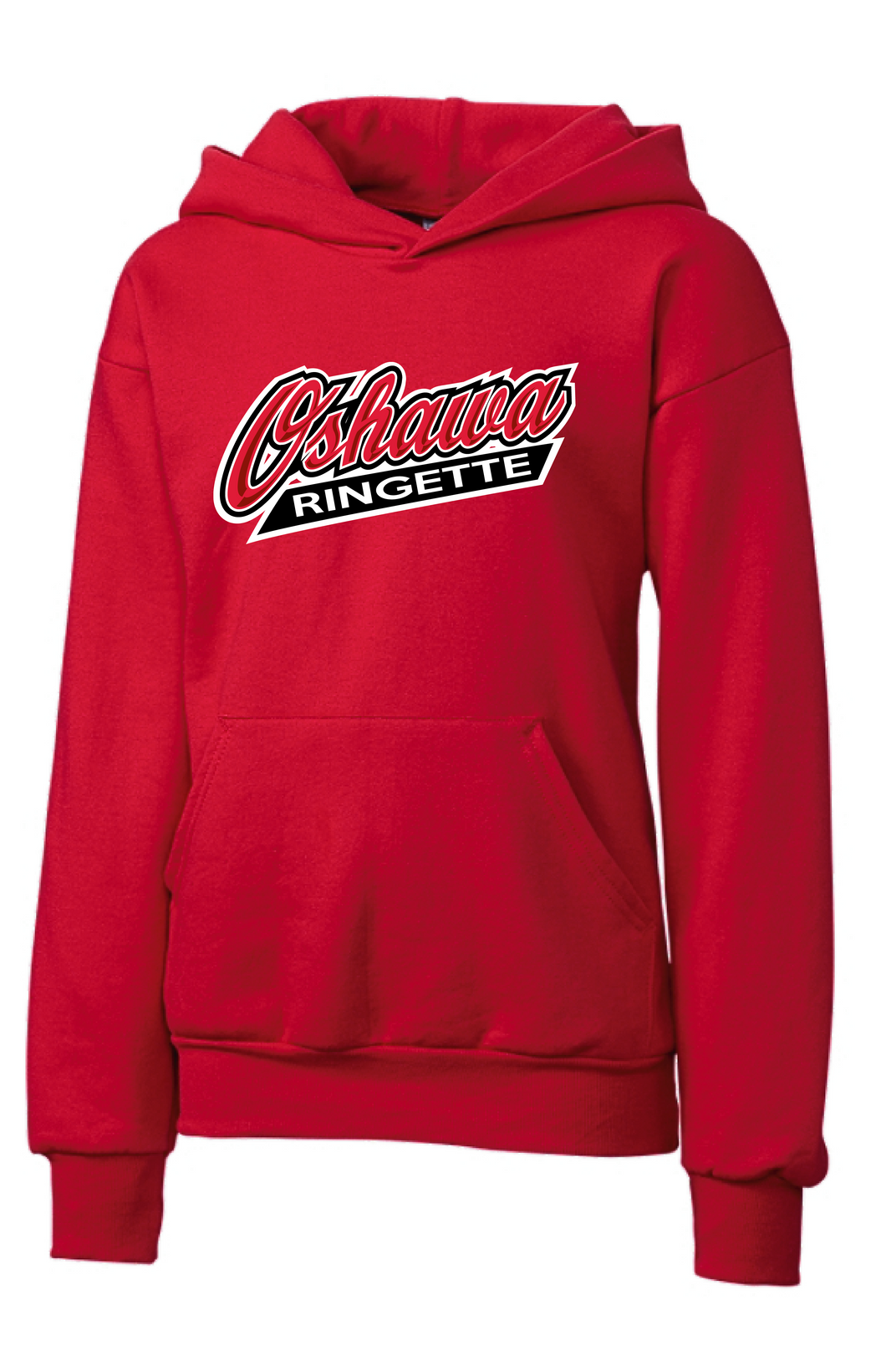 Oshawa Ringette Game Day Youth Hoodie