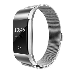 Fitbit Charge 2 Metall-Armband