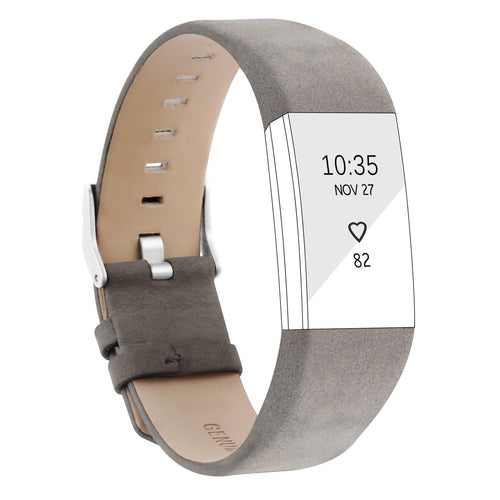 Fitbit Charge 2 Leder-Armband
