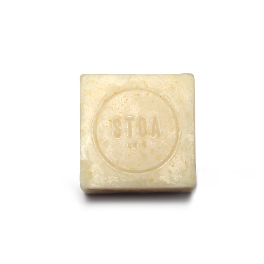 MANILA Bath Soap (Aloe Vera and Oatmeal)