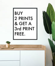 Badly Drawn Marlon james - Poster - BUY 2 GET 3RD FREE ON ALL PRINTS
