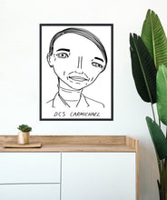 Badly Drawn Line of Duty - DCS Carmichael - Poster - BUY 2 GET 3RD FREE ON ALL PRINTS