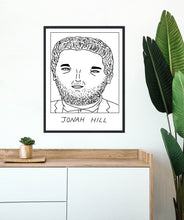 Badly Drawn Jonah Hill - Poster - BUY 2 GET 3RD FREE ON ALL PRINTS
