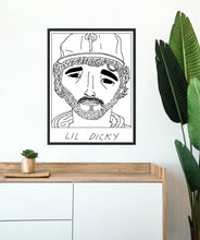 Badly Drawn Lil Dicky - Poster - BUY 2 GET 3RD FREE ON ALL PRINTS