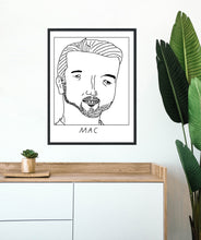 Badly Drawn MAC - Poster - BUY 2 GET 3RD FREE ON ALL PRINTS
