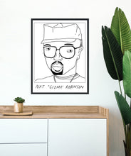Badly Drawn Nat Gizmo Robinson - Poster - BUY 2 GET 3RD FREE ON ALL PRINTS