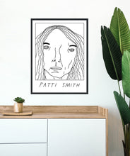 Badly Drawn Patti Smith - Poster - BUY 2 GET 3RD FREE ON ALL PRINTS