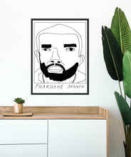 Badly Drawn Pharoahe Monch - Poster - BUY 2 GET 3RD FREE ON ALL PRINTS