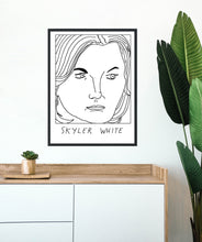 Badly Drawn Skyler White - Poster - BUY 2 GET 3RD FREE ON ALL PRINTS
