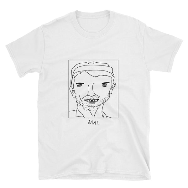Badly Drawn Mac Demarco Unisex T-Shirt