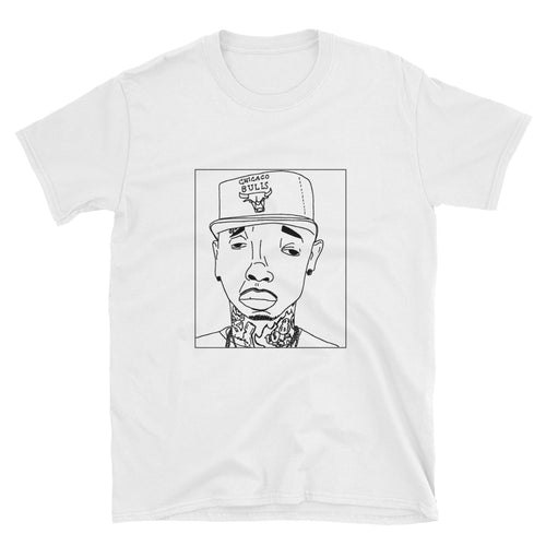 Badly Drawn Tyga - Unisex T-Shirt