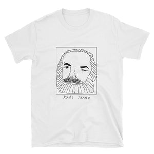 Badly Drawn Karl Marx - Unisex T-Shirt