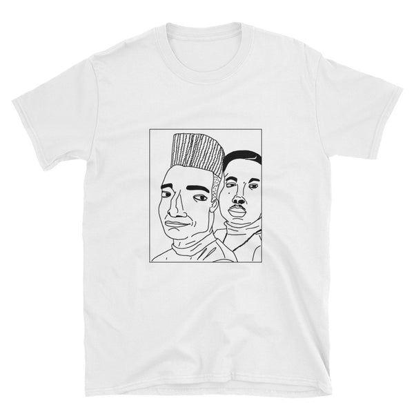 Badly Drawn Kid 'n' Play - Unisex T-Shirt