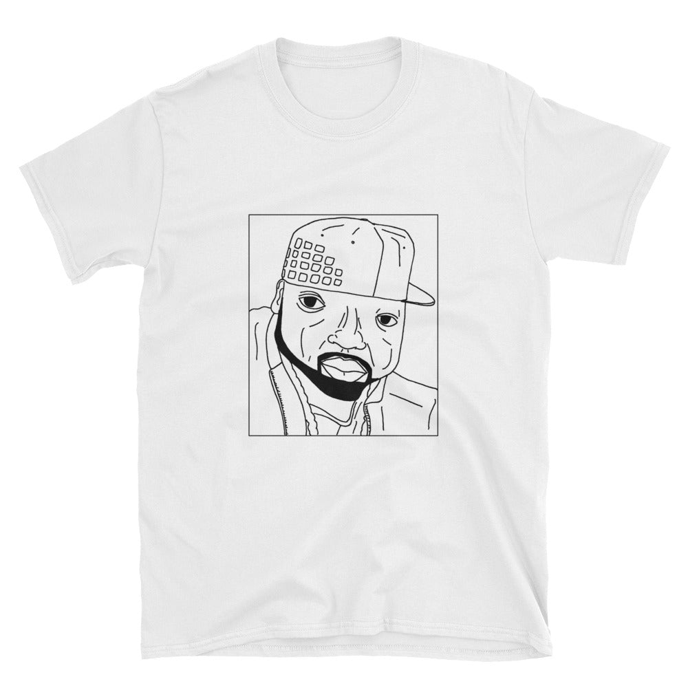 Badly Drawn Cappadonna - Unisex T-Shirt