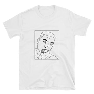 Badly Drawn GZA - Unisex T-Shirt