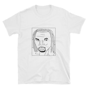 Badly Drawn KRS-One Unisex T-Shirt