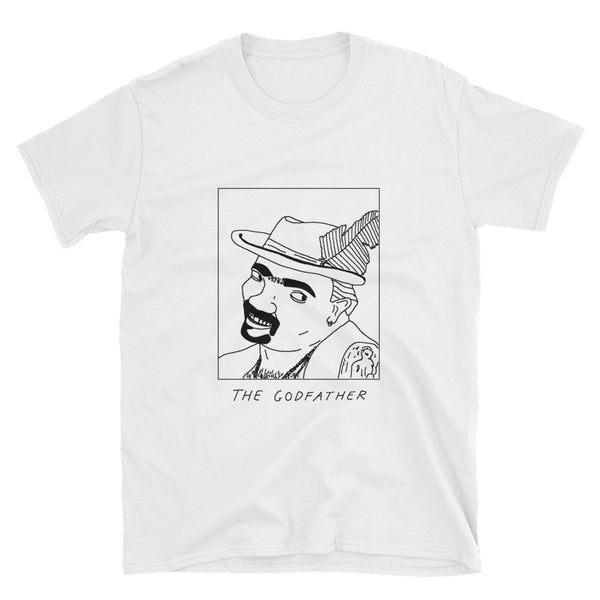 Badly Drawn 'The Godfather' - WWE - Unisex T-Shirt