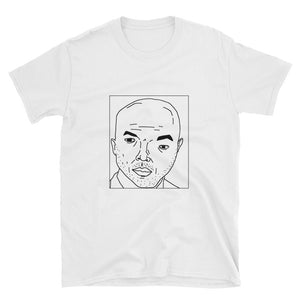 Badly Drawn D-Nice - Unisex T-Shirt
