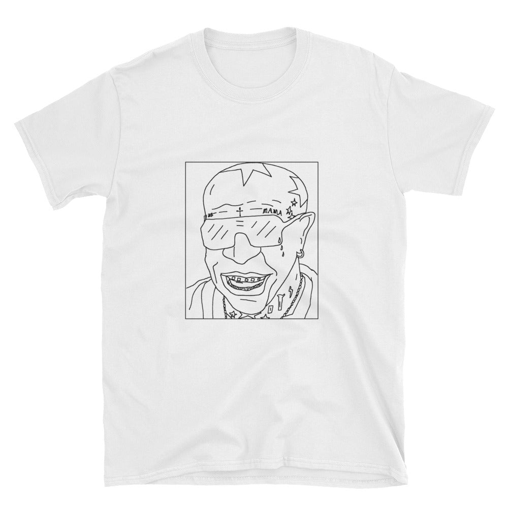 Badly Drawn Birdman - Unisex T-Shirt