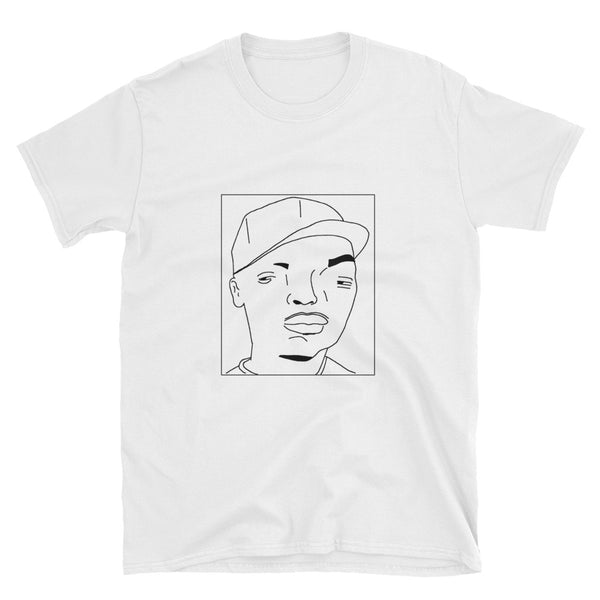 Badly Drawn Dr. Dre - Unisex T-Shirt