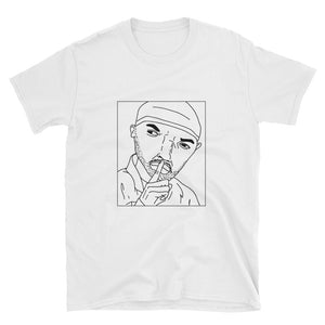 Badly Drawn Masta Killer - Wu-Tang Clan - Unisex T-Shirt