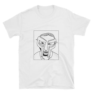 Badly Drawn MF Doom - Unisex T-Shirt